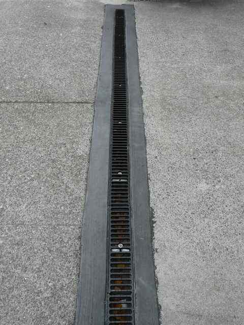 Concrete Contractor 187 Concrete Drainage Systems