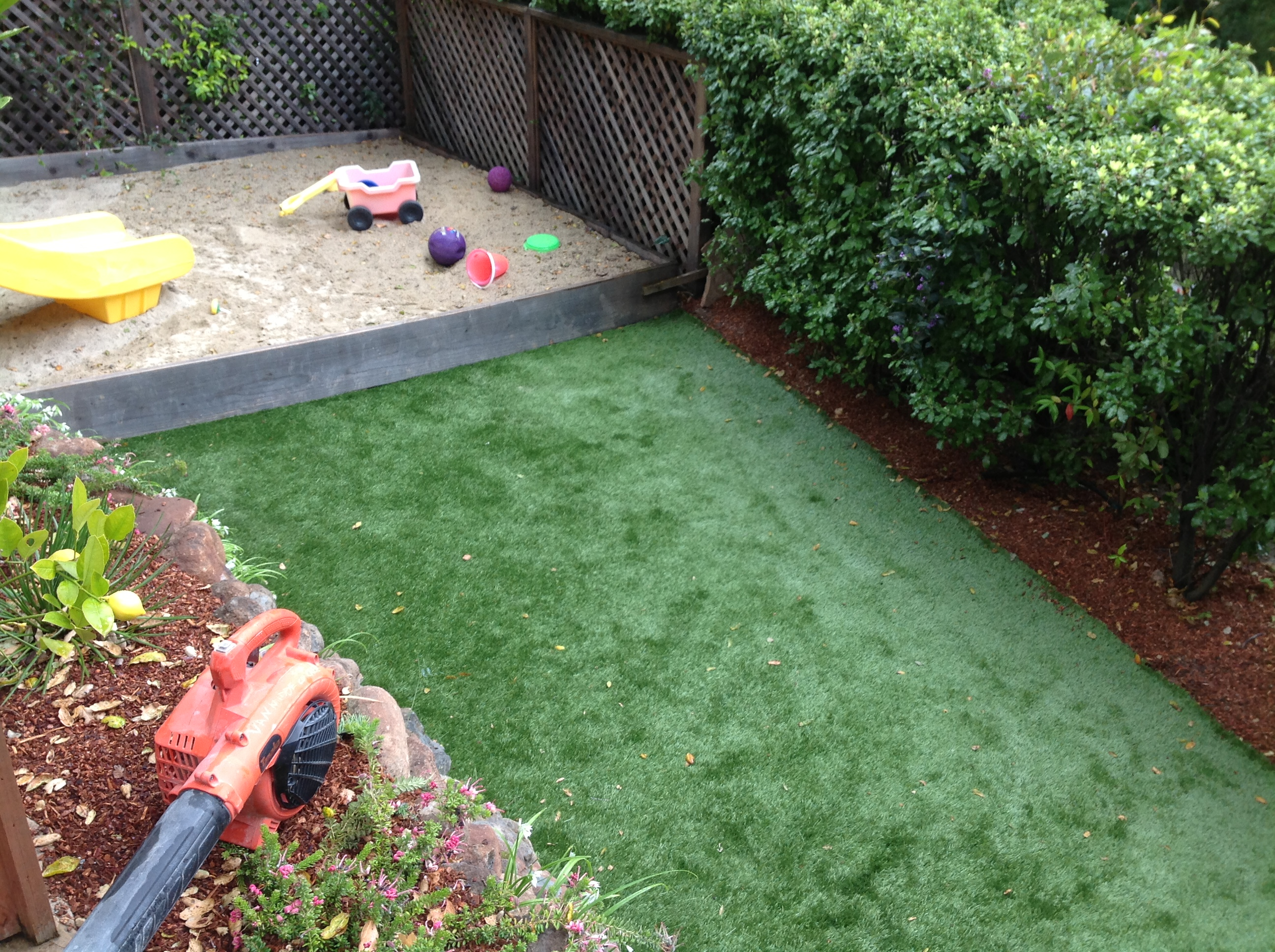 Marin County Artificial Turf Contractor