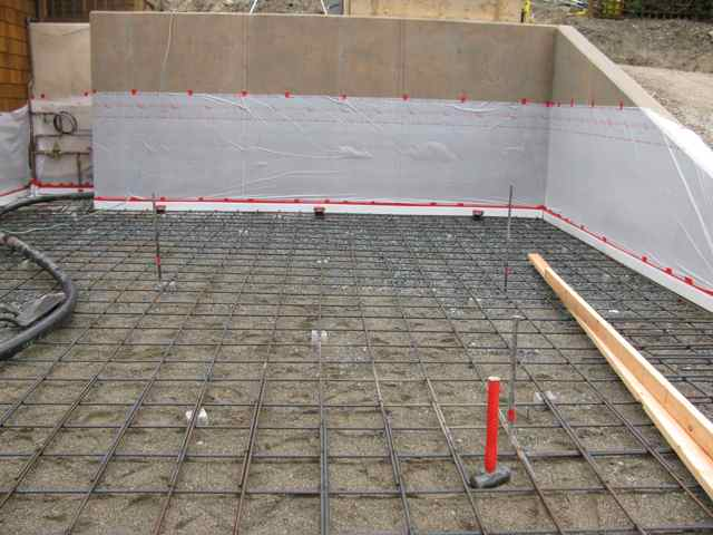 Concrete Contractor Rebar Installation
