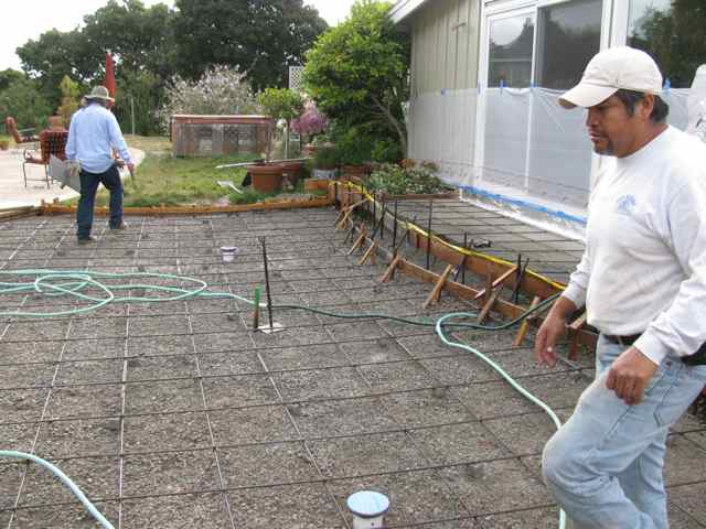 Concrete Contractor 187 Rebar Installation